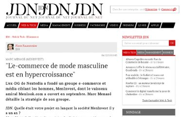 http://www.journaldunet.com/ebusiness/commerce/marc-menase-interview-de-marc-menase.shtml