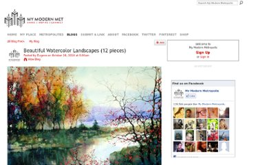 http://www.mymodernmet.com/profiles/blogs/beautiful-watercolor-1