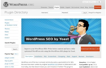 http://wordpress.org/extend/plugins/wordpress-seo/