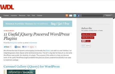 http://webdesignledger.com/resources/11-useful-jquery-powered-wordpress-plugins
