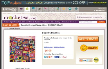 http://www.interweavestore.com/Crochet/Patterns/Babette-Blanket.html