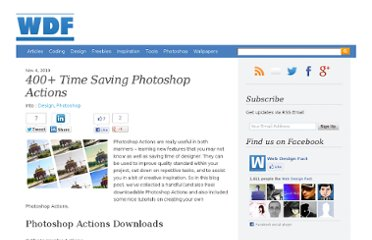 http://www.webdesignfact.com/2010/11/400-time-saving-photoshop-actions.html