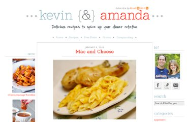 http://www.kevinandamanda.com/recipes/side-dishes/mac-cheese.html