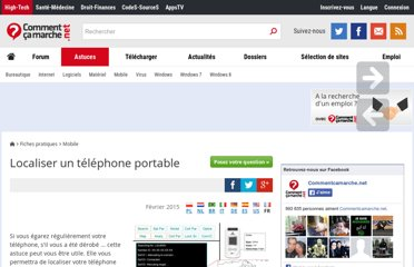 http://www.commentcamarche.net/faq/29153-localiser-un-telephone-portable