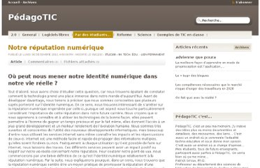 http://pedagotic.uqac.ca/?post/2010/12/06/Notre-r%C3%A9putation-num%C3%A9rique