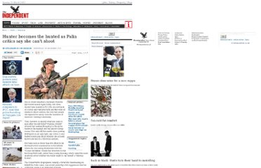 http://www.independent.co.uk/news/world/americas/hunter-becomes-the-hunted-as-palin-critics-say-she-cant-shoot-2153973.html