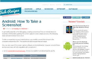 http://www.tech-recipes.com/rx/9952/android-how-to-take-a-screenshot/