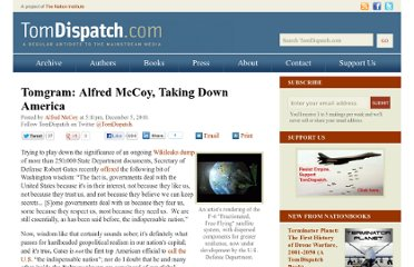 http://www.tomdispatch.com/post/175327/tomgram%3A_alfred_mccoy%2C_taking_down_america/