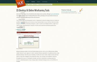 http://www.uxbooth.com/blog/15-desktop-online-wireframing-tools/