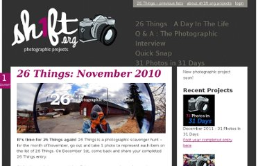 http://sh1ft.org/projects/index.php/2010/11/26-things-november-2010-2/