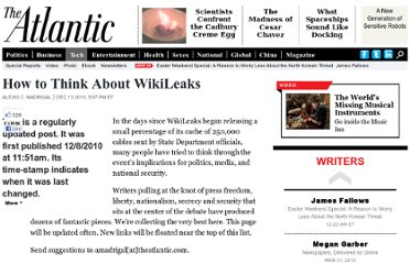 http://www.theatlantic.com/technology/archive/2010/12/how-to-think-about-wikileaks/67689/