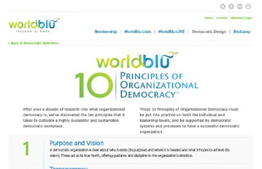 http://www.worldblu.com/democratic-design/principles.php
