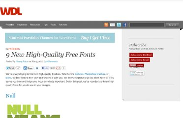 http://webdesignledger.com/freebies/9-new-high-quality-free-fonts