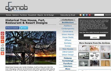 http://dornob.com/historical-tree-house-fort-restaurant-resort-designs/