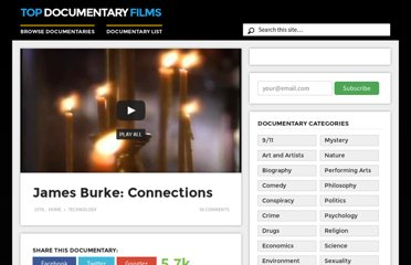 http://topdocumentaryfilms.com/james-burke-connections/