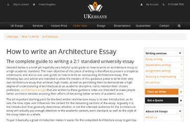 http://www.ukessays.com/how-to-write/write-architecture-essay.php