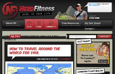 http://www.nerdfitness.com/blog/2010/12/09/how-to-fly-35000-miles-visit-4-continents-9-countries-and-15-cities-for-418/