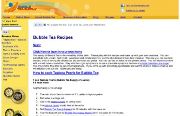http://www.bubbleteasupply.com/index.php?page=recipes.html