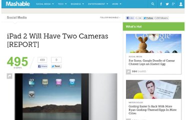 http://mashable.com/2010/12/10/ipad-2-two-cameras/