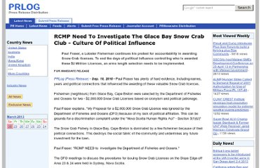 http://www.prlog.org/10922246-rcmp-need-to-investigate-the-glace-bay-snow-crab-club-culture-of-political-influence.html