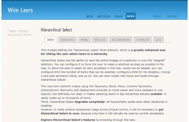 http://wimleers.com/demo/hierarchical-select