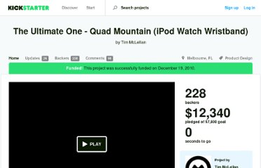 http://www.kickstarter.com/projects/1550909969/the-ultimate-one-quad-mountain-ipod-nano-wristband