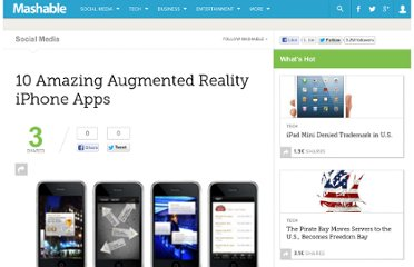 http://mashable.com/2009/12/05/augmented-reality-iphone/