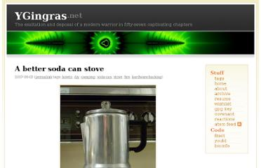 http://ygingras.net/b/2007/6/a-better-soda-can-stove