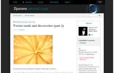 http://spacecollective.org/Ilparone/6503/Future-seeds-discoveries-part-2