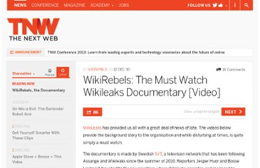 http://thenextweb.com/shareables/2010/12/12/wikirebels-the-documentary/