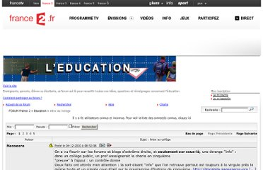 http://forums.france2.fr/france2/Education/college-intox-sujet_10428_1.htm#t267599