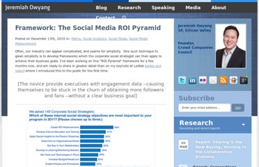 http://www.web-strategist.com/blog/2010/12/13/framework-the-social-media-roi-pyramid/