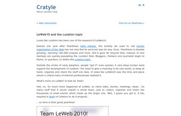 http://www.cratyle.net/en/2010/12/13/leweb10-and-the-curation-topic/