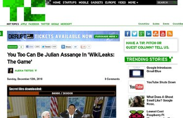 http://techcrunch.com/2010/12/12/wikileaks-game/