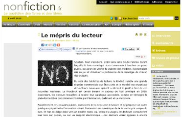 http://www.nonfiction.fr/article-3968-le_mepris_du_lecteur.htm
