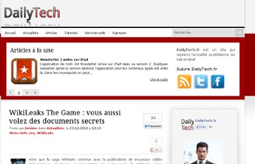 http://dailytech.fr/2010/12/wikileaks-the-game/