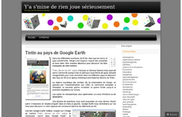 http://yasminejoue.wordpress.com/2010/12/14/tintin-au-pays-de-google-earth/