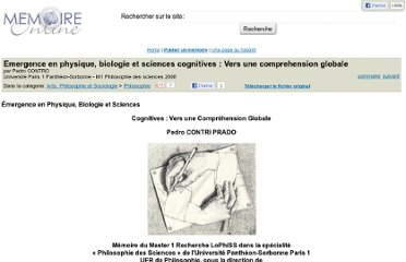 http://www.memoireonline.com/06/09/2114/m_Emergence-en-physique-biologie-et-sciences-cognitives--Vers-une-comprehension-globale0.html