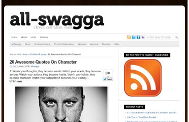 http://allswagga.com/blog/2010/07/04/20-awesome-quotes-on-character/