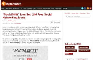 http://www.instantshift.com/2010/12/07/socialshift-icon-set-246-free-social-networking-icons/