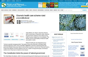 http://www.naturalnews.com/030716_Obamacare_unconstitutional.html