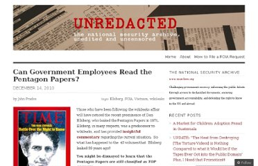 http://nsarchive.wordpress.com/2010/12/14/can-government-employees-read-the-pentagon-papers/