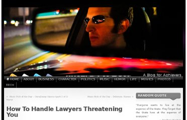 http://hustlebear.com/2010/12/14/how-to-handle-lawyers-threatening-you/