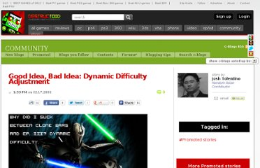 http://www.destructoid.com/good-idea-bad-idea-dynamic-difficulty-adjustment-70591.phtml