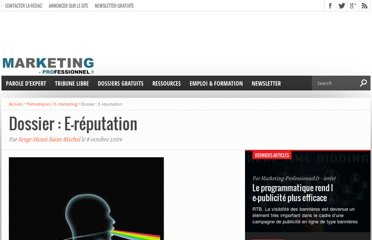 http://www.marketing-professionnel.fr/outil-marketing/e-reputation-marques-entreprise-methodes-outils-management-veille.html