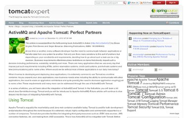 http://www.tomcatexpert.com/blog/2010/12/13/activemq-and-tomcat-perfect-partners