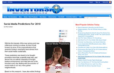 http://inventorspot.com/articles/social_media_predictions_2010_35277