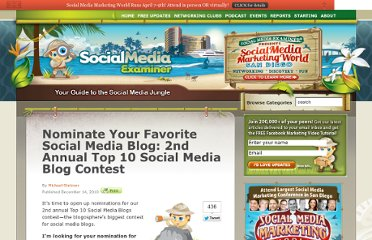 http://www.socialmediaexaminer.com/nominate-your-favorite-social-media-blog-2/