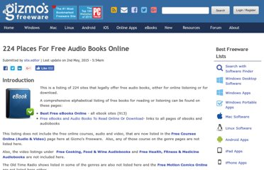 http://www.techsupportalert.com/free-books-audio