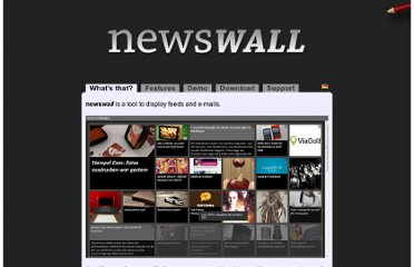 http://newswall.mayoco.de/index_e.php